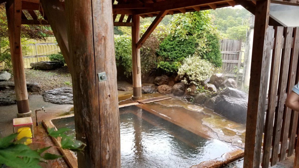 知内温泉 ユートピア和楽園 ◾北海道最古
